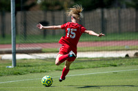 Cal State Stanislaus State Women's Soccer 2013